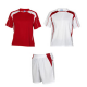 Ensemble match 1 short et 2 maillots