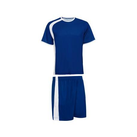 Ensemble match 1 short et 1 maillot contrasté
