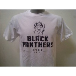 T-shirt blanc ou gris sérigraphie 1 couleur