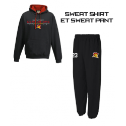 Pack Sweat et bas