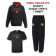 Pack Sweat, bas + t-shirt noir 3 couleurs