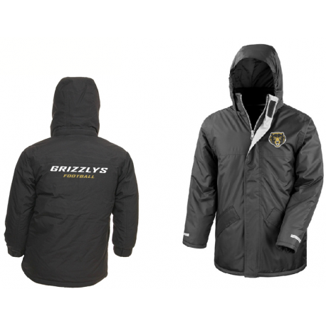 Parka hiver waterproof GRIZZLYS
