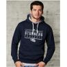Sweat-shirt capuche contrasté STUNNERS ( S au 2XL )