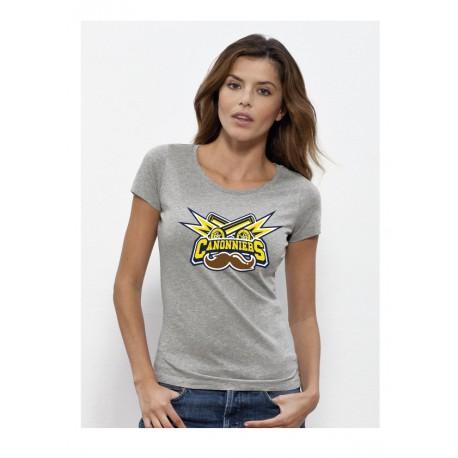 Movember T-shirt femme