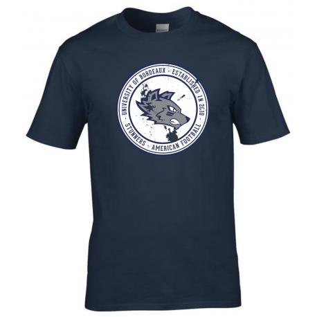 T shirt navy Stunners Edition 2018