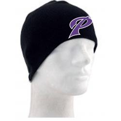 Bonnet sans revers noir PUC Baseball