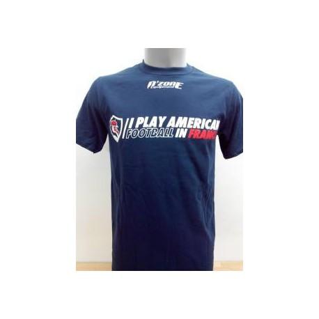 T-shirt couleur sérigraphie 4 couleurs