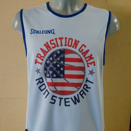 Maillot de basket Sublimé