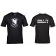 Black T-shirt PAC
