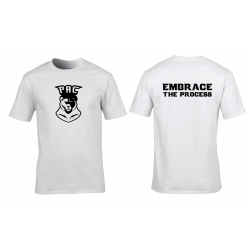 PAC Team EMBRACE THE PROCESS shirt (shipping cost included)