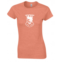 PAC Team heather orange shirt for women (shipping cost included)