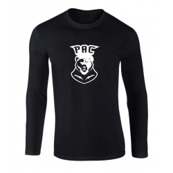 PAC Black long sleeves shirts (shipping cost included)