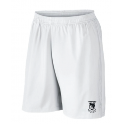 PAC white dry fit shorts