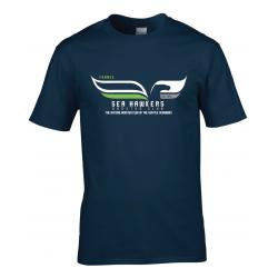 T-shirt bleu navy Seattle Seahawkers