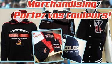 Merchandising, portez vos couleurs!